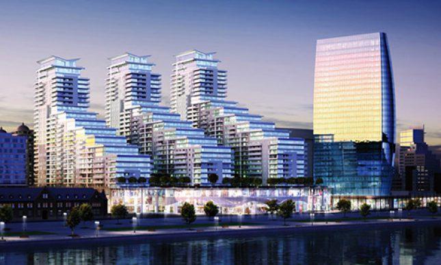 Port Baku Residence